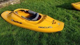 Liquid logic kayaks plus kit