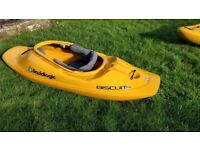 Liquid logic kayaks plus kit