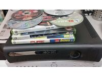 Xbox 360 & various games. Good preloved condition. Collection bluebell hill maidstone area.