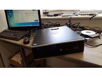 HP 6300 Elite i3 3220 3.3GHz 4GB DDR3 500GB HDD WINDOWS 7 Pro