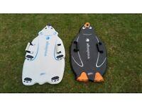 Pair of Children's Snowboogie Boards