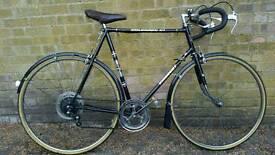 Classic commuter bike