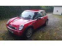 Mini One 2003, excellent condition