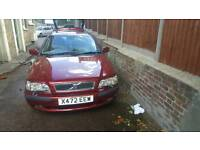 Automatic Clean and lovely Volvo s40