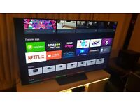 "Sony Bravia 65"" 65XD8599 3D LED HDR 4K UHD Android TV,Youview/Freeview & Freesat HD,Playstation Now"