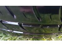 14'' FIAT ALLOY WHEELS to FIAT 500 BRAVO DOBLO LINEA PANDA PUNTO QUBO PEUGEOT BIPPER CITROEN NEMO