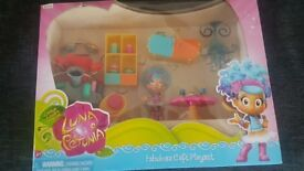 Luna Petunia Fabulosa Cafe Play Set