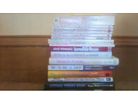 17 management books in good/very good condition ALL for