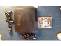PS 3 slim 500 mb, amazing condition 50£