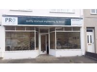Modern, attractive office or shop space in Henleaze - £80 per week, no service charge or VAT