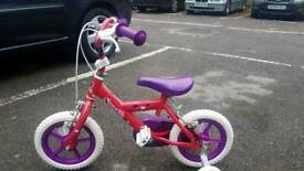 "Brand new apollo sweety 12"" girls kids bike"