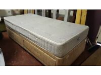 Single Bed & Mattress In Great Condition