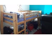 Kid's Cabin Bed with slide! Reduced!