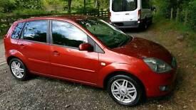 Ford Fiesta mk6 1.4 Ghia 2006