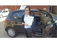 Driving lessons in eastlondon as low as £18