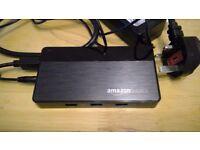 Amazon Basics 10 Port USB 3 Hub
