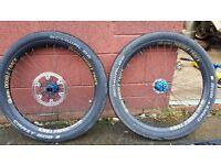 Mountain bike parts hope breaks wheels fox individual price in description