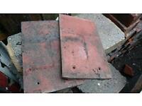 Roof dormer attic tiles, classic reclaimed 700-800