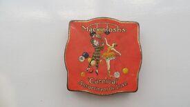 Mackintosh's 'Carnival' Sweet Tin