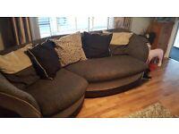Cuddle sofa for sale