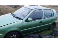 VW POLO 2000 1.4 PETROL ENGINE CODE APQ ALL PARTS AVAILABLE