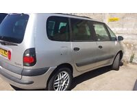 Renault espace no longer needed quick sale very reliable 1 year mot