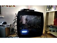 Gaming PC - i7-4790k, 16GB Ram, GTX970, 500GB SSD, Wi-Fi, Manta ITX ca