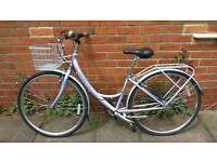 Ladies Viking Hybrid bike 16 inch frame Good condition and ready to ride