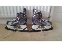 FOR SALE BAUER VAPOUR ELITE SKATES SIZE 11.5