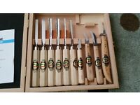 Kirschen Chisel Carving Tool Set