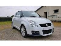 Suzuki Swift Sport (2010) 1.6 VVT