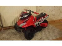 Kids quad 3 weels 6v battery