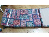 FREE foam single fold out sofa bed in Easton