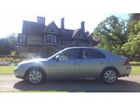 05 ford mondeo (automatic)