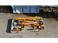 10 ton porta power .tools. mechanic