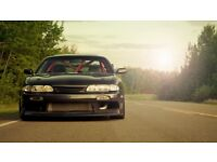 Nissan 200sx s14 parts wanted