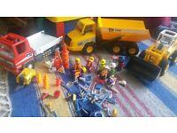 Playmobil Construction / Building Toys