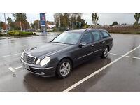 Mercedes - Benz E220 CDI, Estate, for 7 persons.
