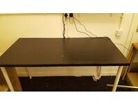 IKEA Rectangular Computer Corner PC Desk Table Workstation Home Office Furniture