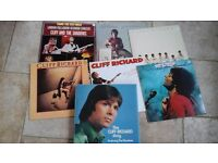 Cliff Richard LP vinyls