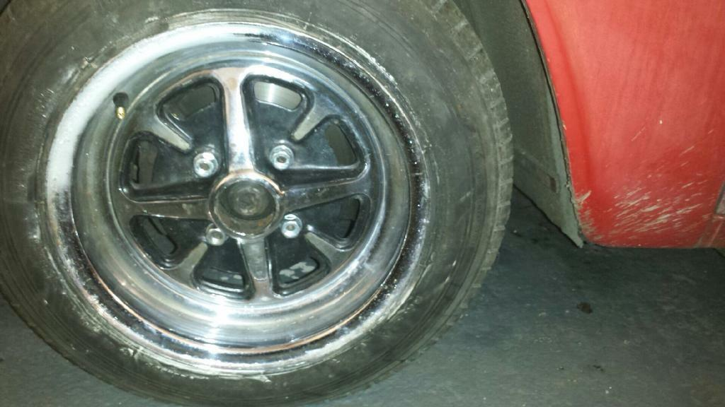 WANTED FORD ROSTYLE WHEELS 5.5j 13 inch 105e