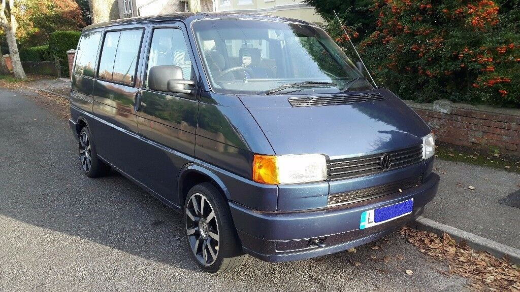 Volkswagen T4 Caravelle GL Automatic
