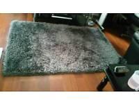 Large rug grey