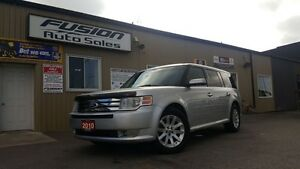 2010 Ford Flex SEL--7Pass Third Row-Dual Air/Heat-Sync-Alloys