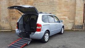 2009 Kia SedonaTS Diesel ---Wheelchair Access Vehicle Lowered Floor---