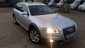SUPERB AUDI ALLROAD 3.0 TDI, 2007, FULL SERVICE HISTORY, 1 YEAR MOT!!!