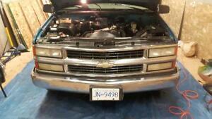 1997 Chevrolet Cheyenne Pickup Truck