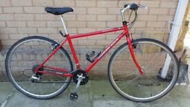 Diamond Back Avail400 hybrid bicycle lightweight ideal man or womans bike