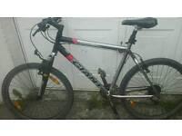 Gt mens mountain bike 29 speed