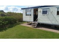3 bed caravan for hire at Craig Tara.